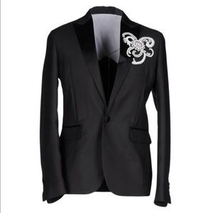 Dsquared2 slim fit blazer
